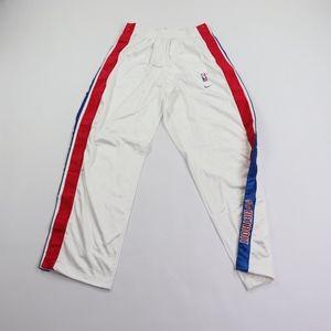 Vtg New Nike Mens 2XL +2 Detroit Pistons Pants